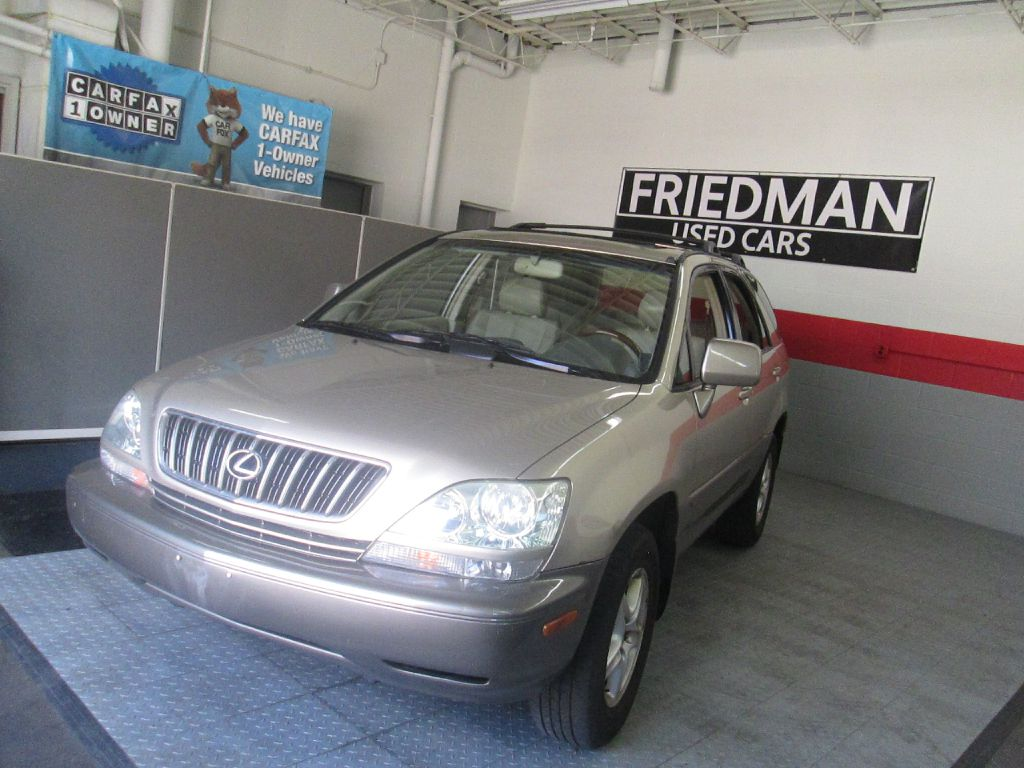 2003 LEXUS RX 300 for sale at Friedman Used Cars