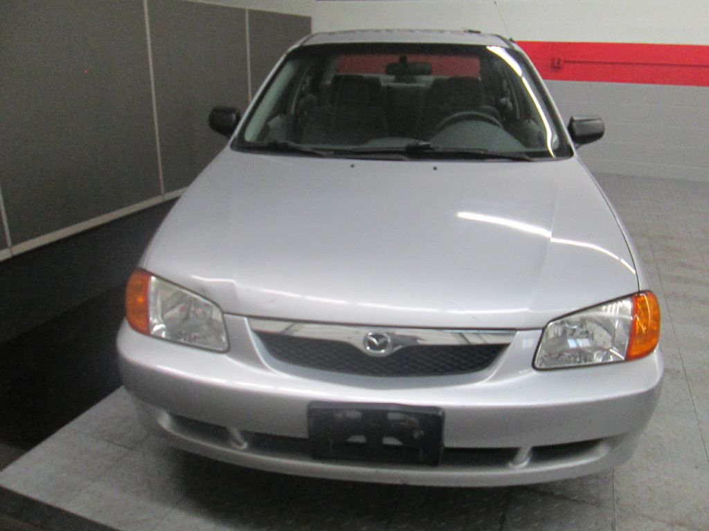 2000 MAZDA PROTEGE DX for sale at Friedman Used Cars