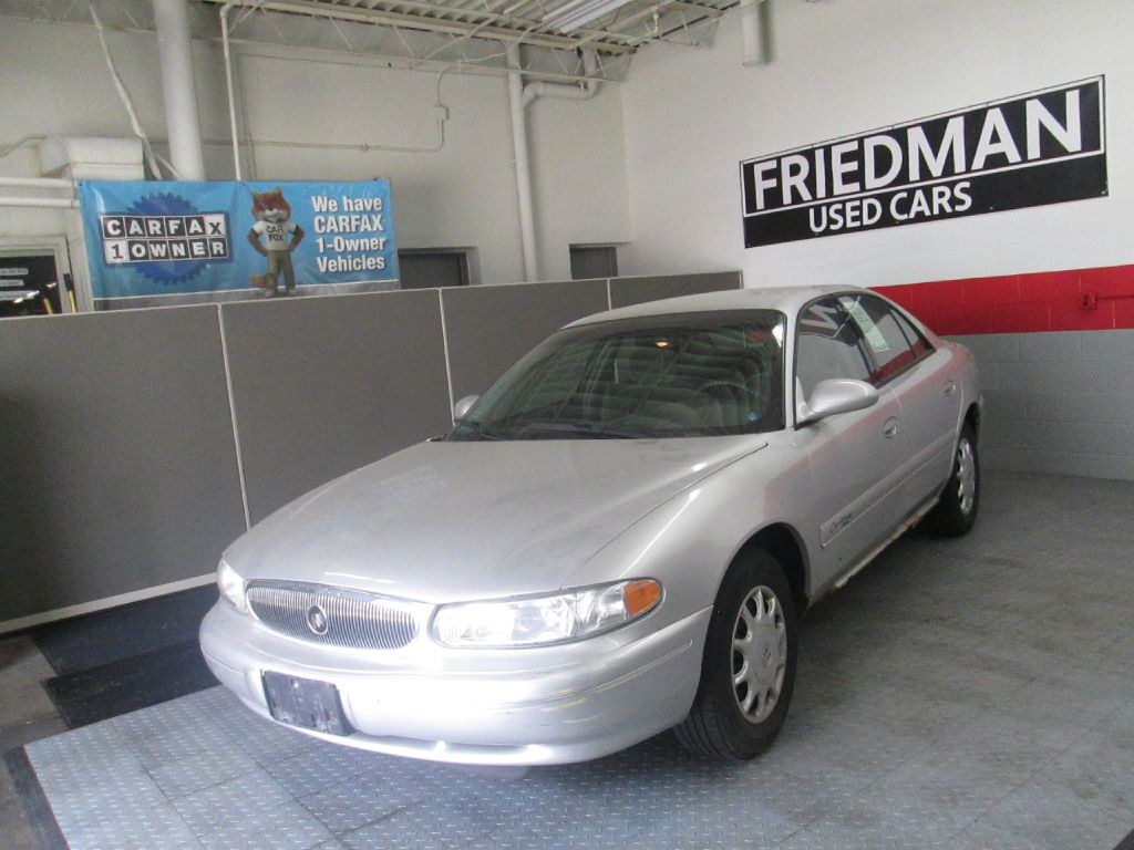 2002 BUICK CENTURY CUSTOM for sale at Friedman Used Cars