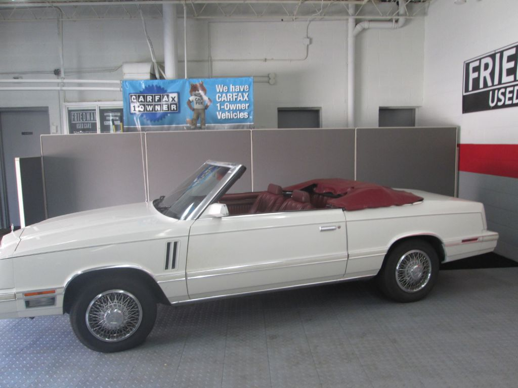 1982 DODGE 400  for sale at Friedman Used Cars