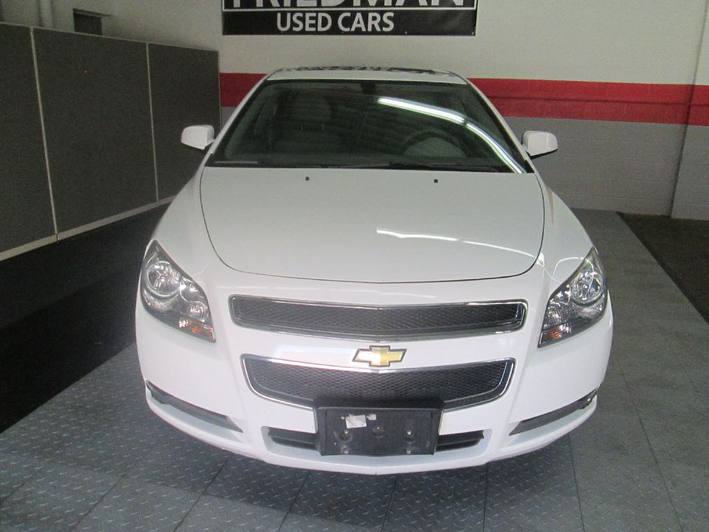 2011 CHEVROLET MALIBU 1LT for sale at Friedman Used Cars