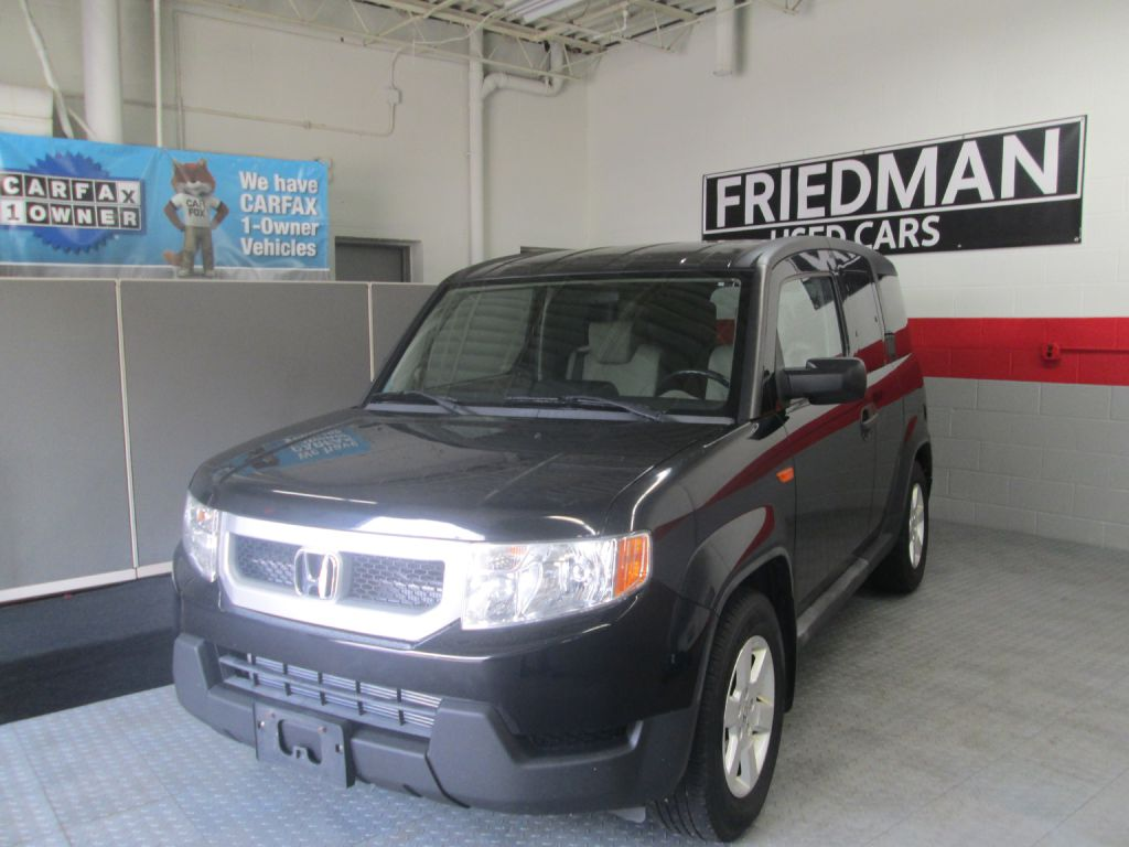 2009 HONDA ELEMENT EX for sale at Friedman Used Cars