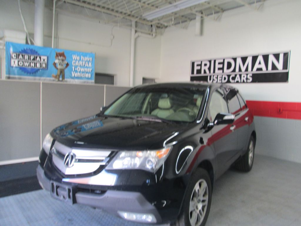2008 ACURA MDX  for sale at Friedman Used Cars