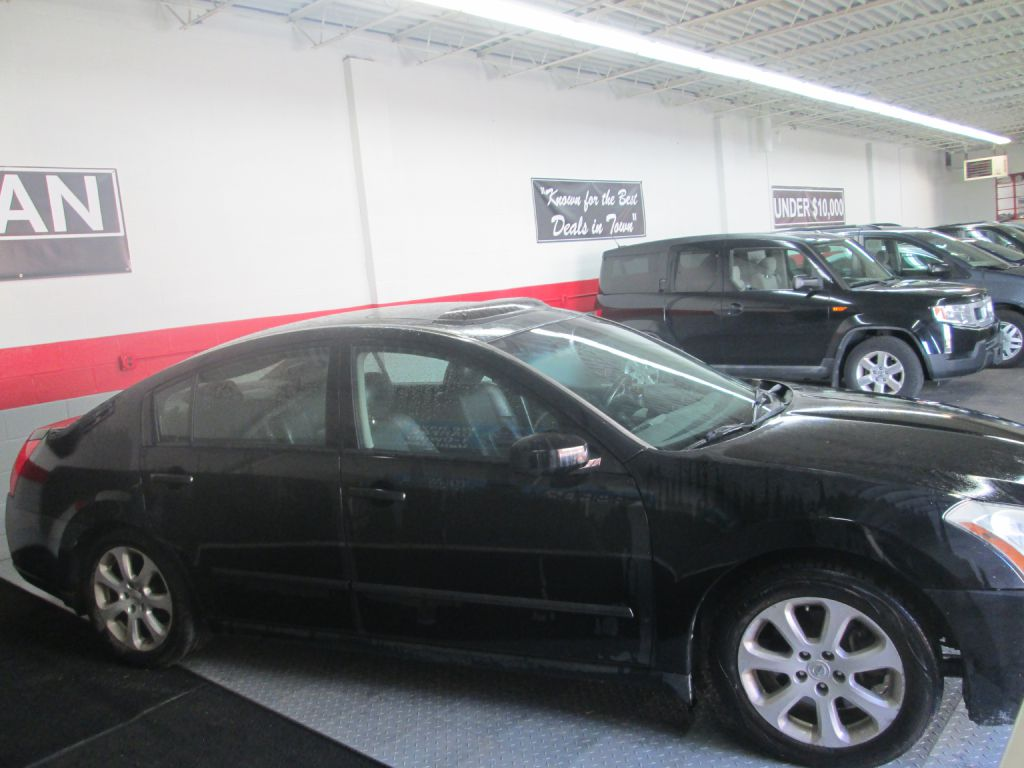 2008 NISSAN MAXIMA SE for sale at Friedman Used Cars