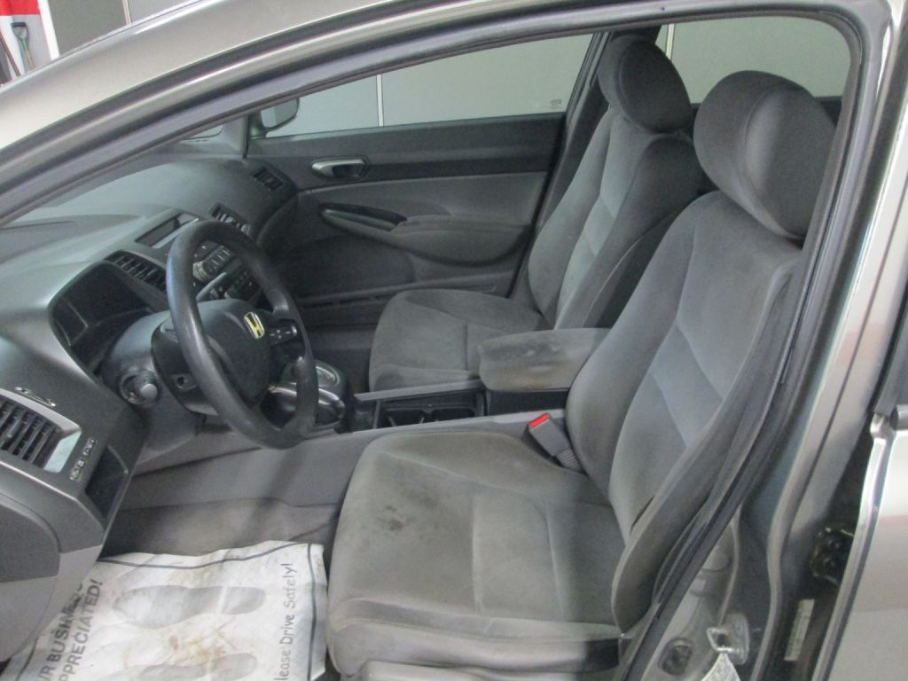 2006 HONDA CIVIC LX for sale at Friedman Used Cars