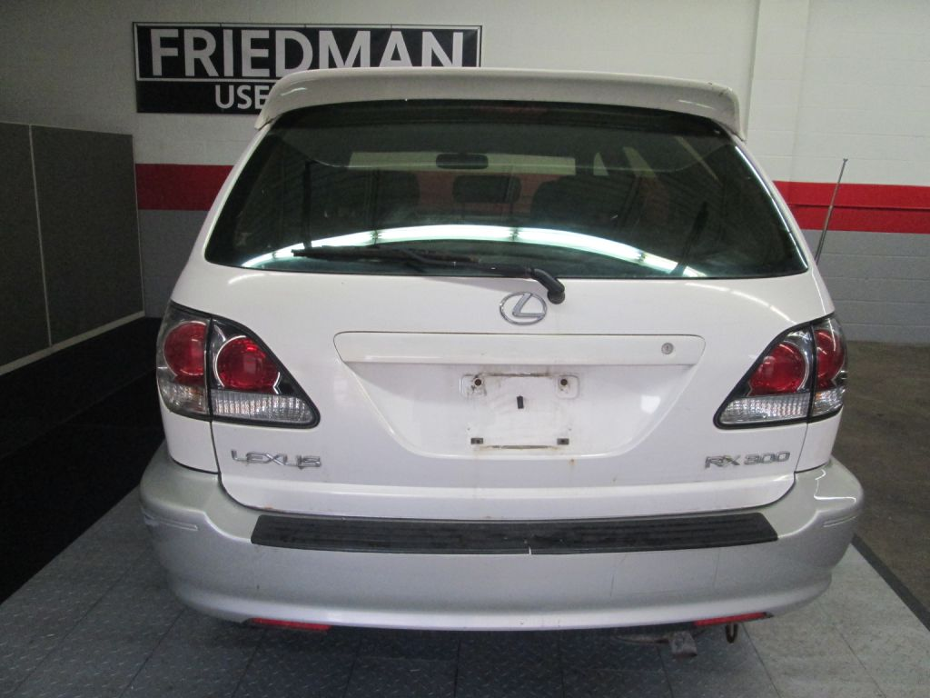 2002 LEXUS RX 300 for sale at Friedman Used Cars