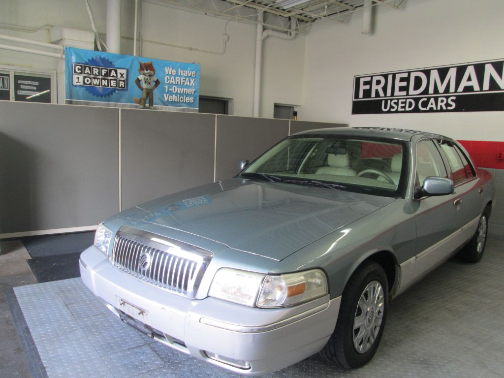 2006 MERCURY GRAND MARQUIS GS for sale at Friedman Used Cars