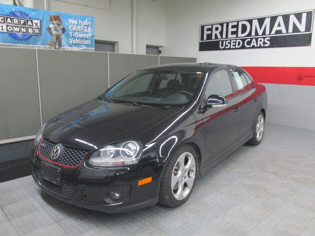 2008 VOLKSWAGEN GLI  for sale at Friedman Used Cars