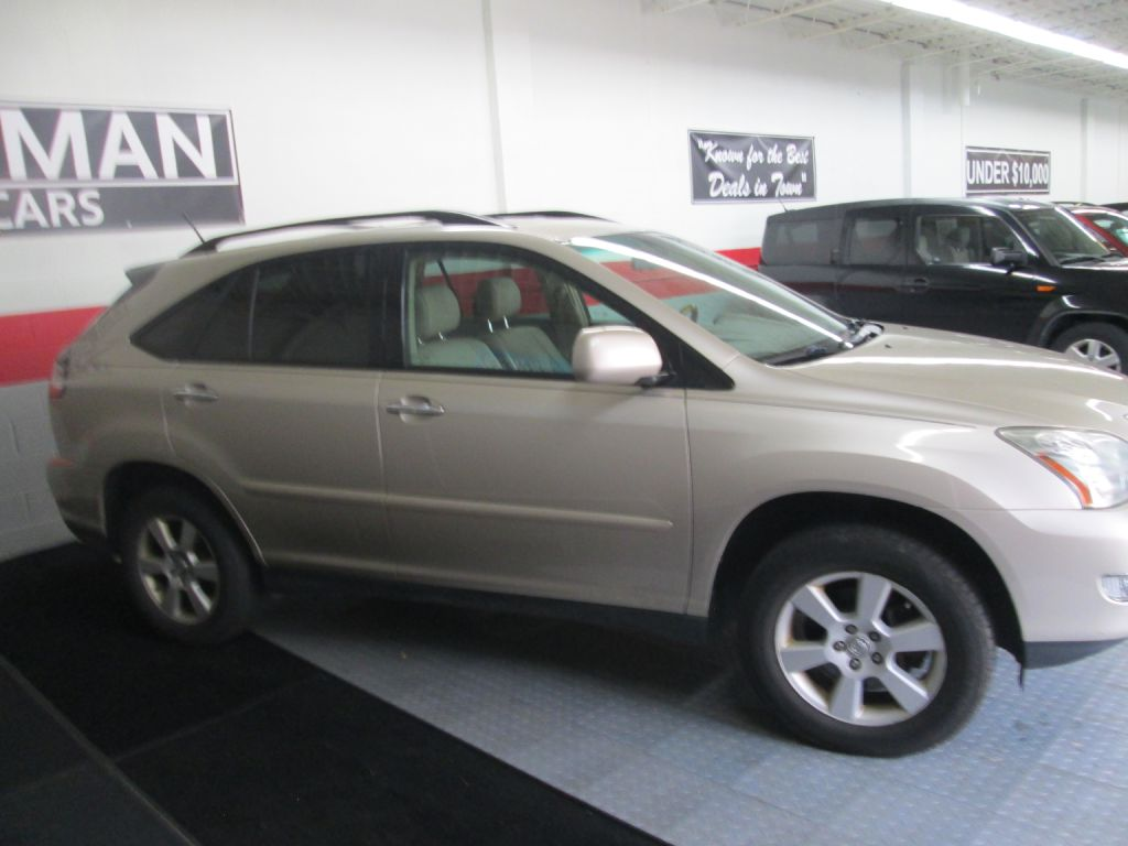 2008 LEXUS RX 350 for sale at Friedman Used Cars