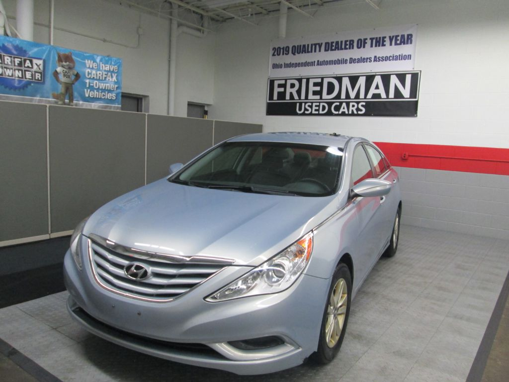 2011 HYUNDAI SONATA GLS for sale at Friedman Used Cars