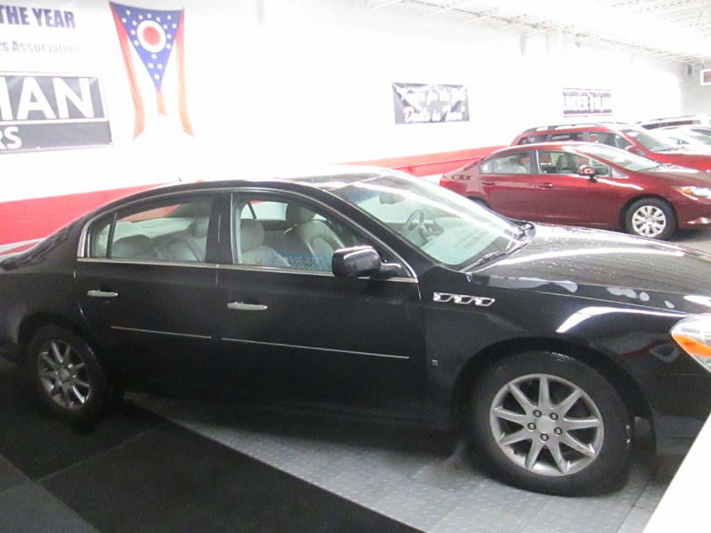 2007 BUICK LUCERNE CXL for sale at Friedman Used Cars