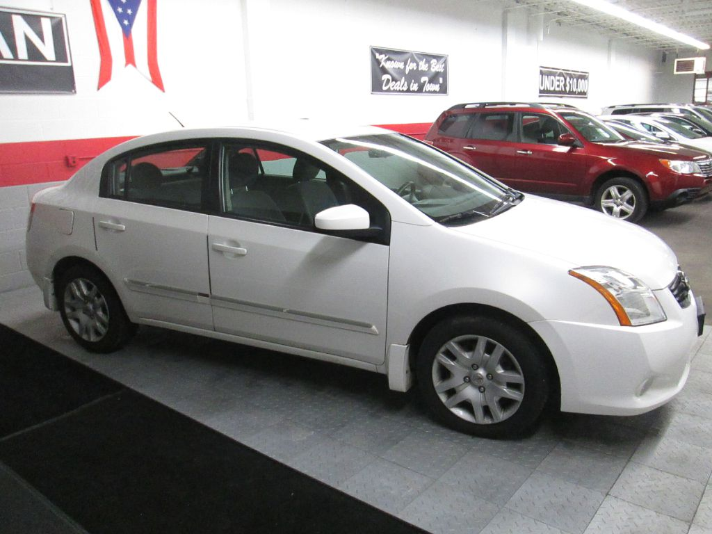 2010 NISSAN SENTRA 2.0 for sale at Friedman Used Cars