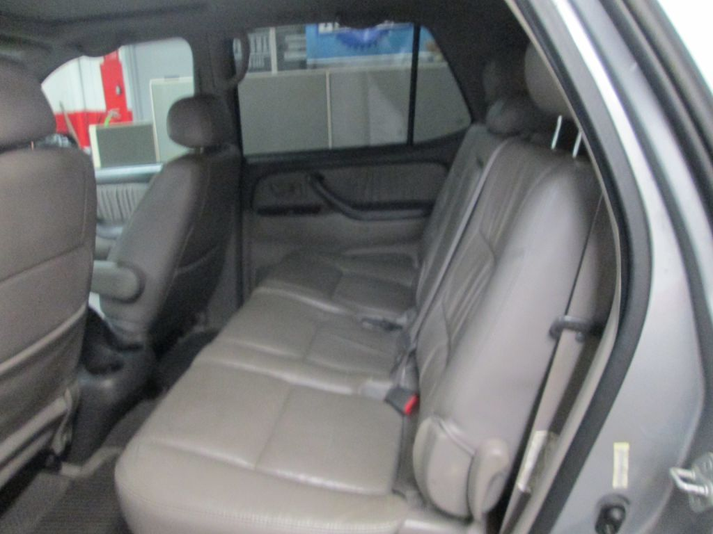 2001 TOYOTA SEQUOIA LIMITED for sale at Friedman Used Cars
