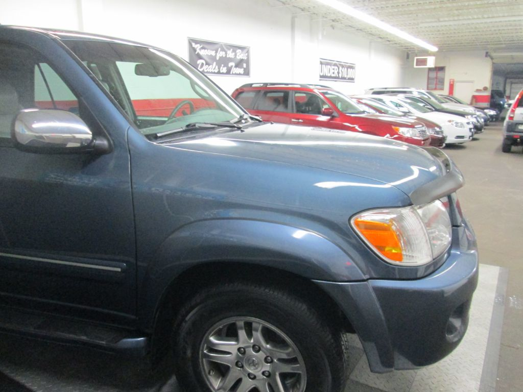 2007 TOYOTA SEQUOIA LIMITED for sale at Friedman Used Cars
