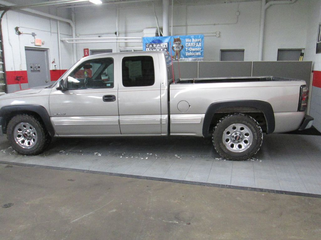2000 CHEVROLET SILVERADO 1500  for sale at Friedman Used Cars