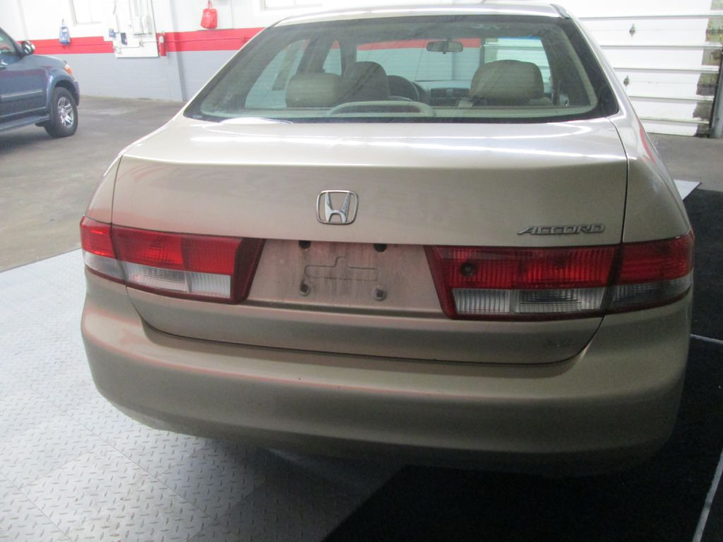 2004 HONDA ACCORD LX for sale at Friedman Used Cars