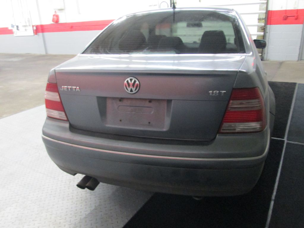 2004 VOLKSWAGEN JETTA GLS for sale at Friedman Used Cars