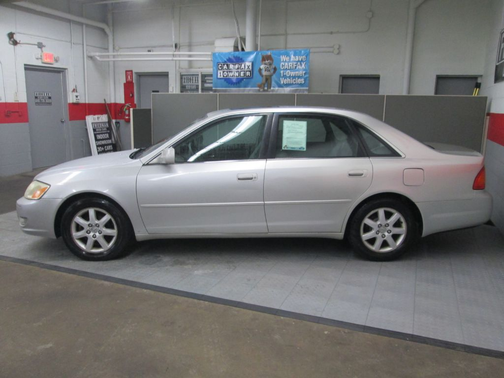 2001 TOYOTA AVALON XL for sale at Friedman Used Cars