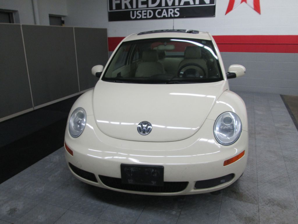2006 VOLKSWAGEN NEW BEETLE 2.5L OPTION PACKAGE 1 for sale at Friedman Used Cars