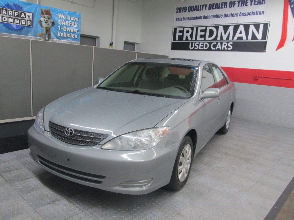 2006 TOYOTA CAMRY LE for sale at Friedman Used Cars
