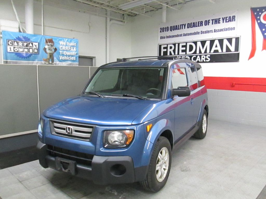 2008 HONDA ELEMENT EX for sale at Friedman Used Cars