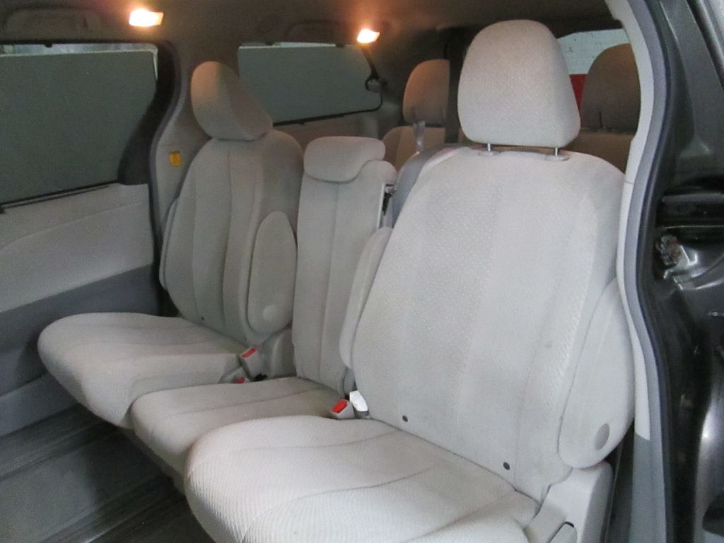 2011 TOYOTA SIENNA LE for sale at Friedman Used Cars
