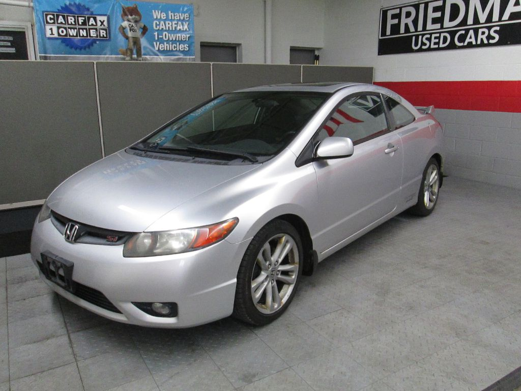 2007 HONDA CIVIC SI for sale at Friedman Used Cars