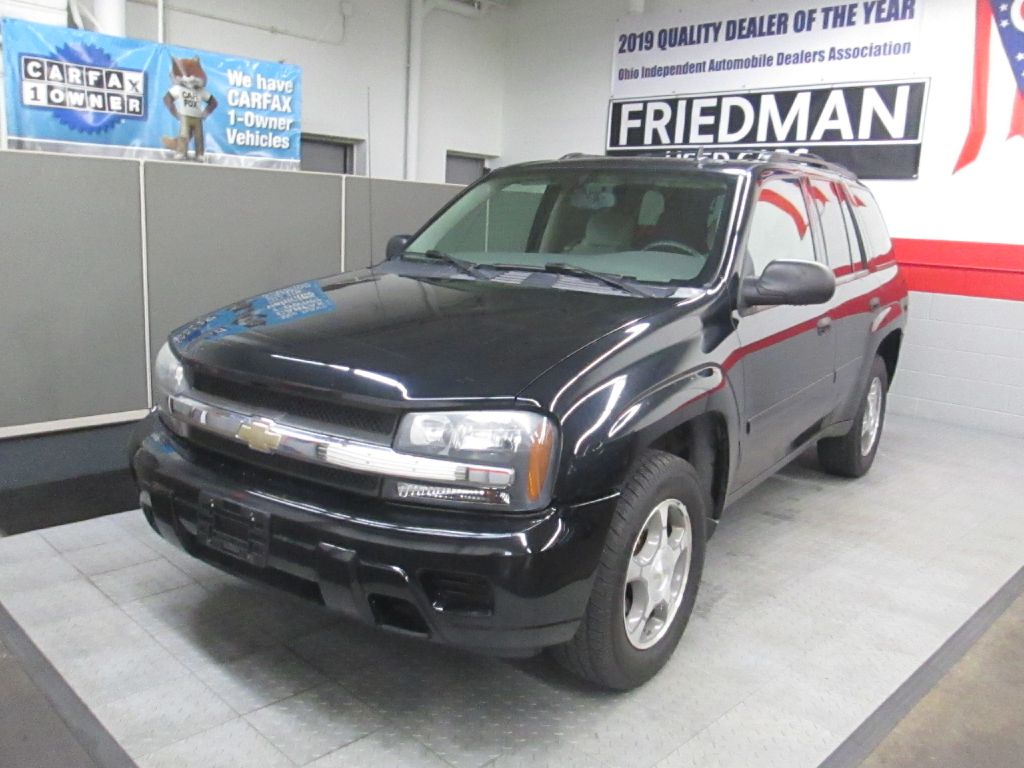 2007 CHEVROLET TRAILBLAZER LS for sale at Friedman Used Cars