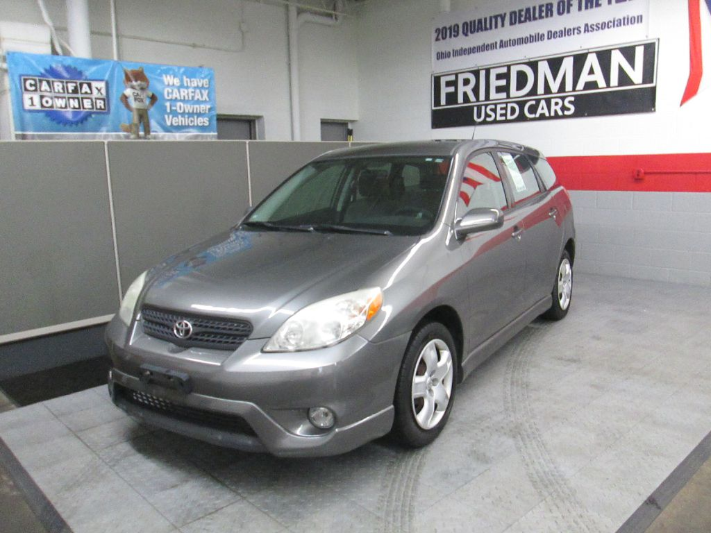 2006 TOYOTA COROLLA MATRIX XR for sale at Friedman Used Cars