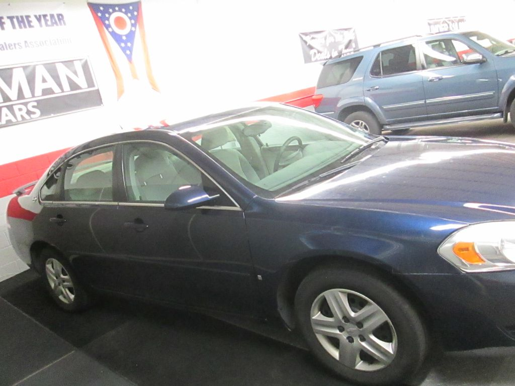2007 CHEVROLET IMPALA LS for sale at Friedman Used Cars