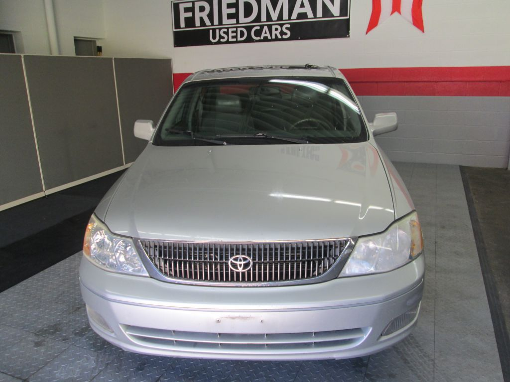 2000 TOYOTA AVALON XL for sale at Friedman Used Cars