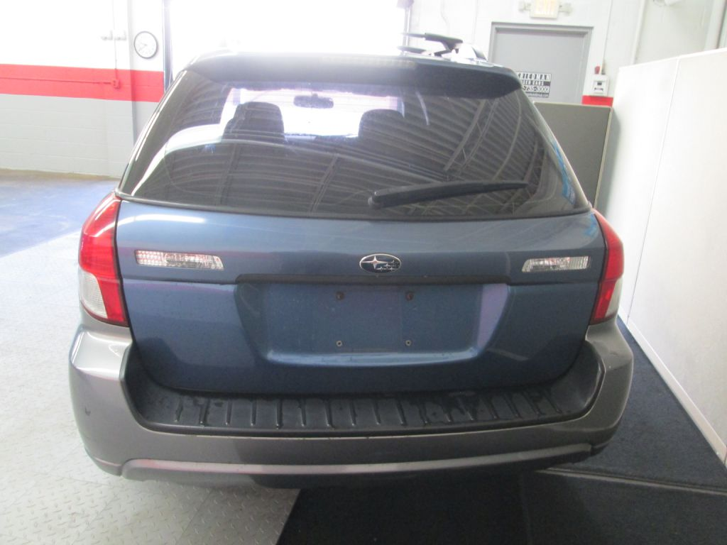 2009 SUBARU OUTBACK 2.5I for sale at Friedman Used Cars