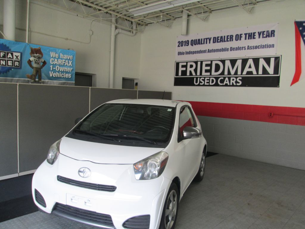 2012 SCION IQ  for sale at Friedman Used Cars