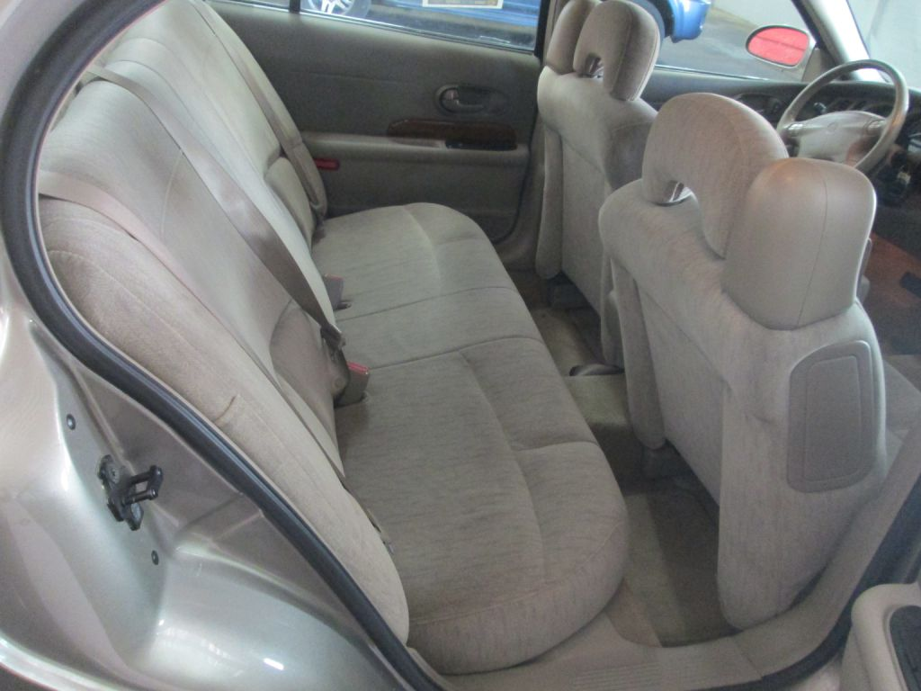 2002 BUICK LESABRE CUSTOM for sale at Friedman Used Cars