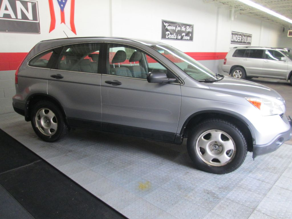 2008 HONDA CR-V LX for sale at Friedman Used Cars