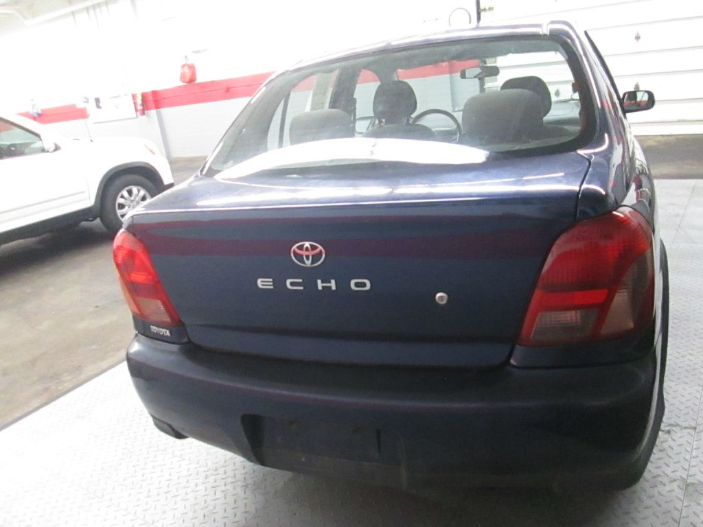 2002 TOYOTA ECHO  for sale at Friedman Used Cars