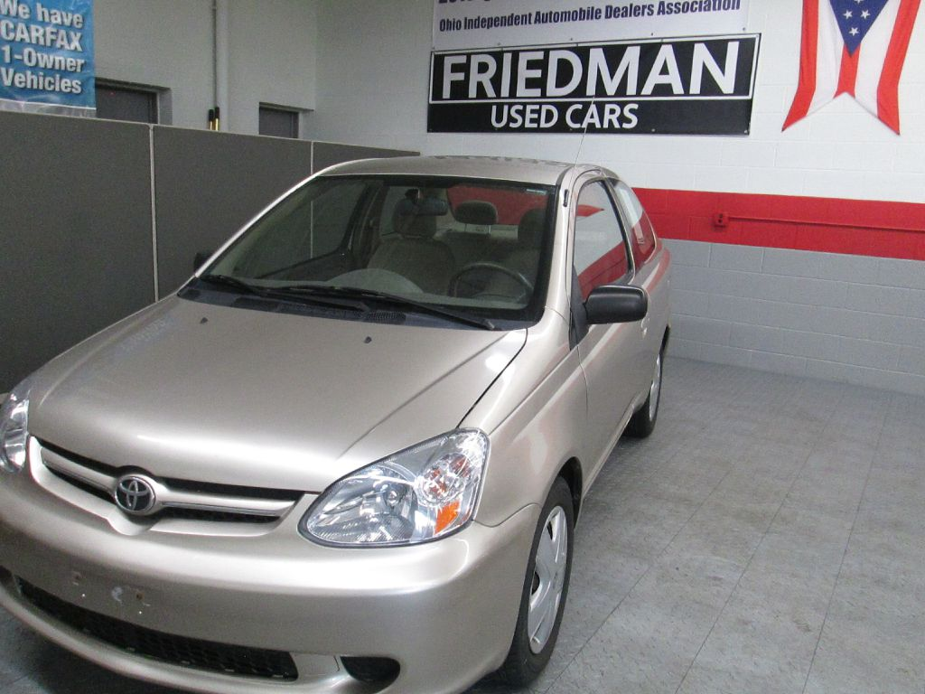 2003 TOYOTA ECHO  for sale at Friedman Used Cars