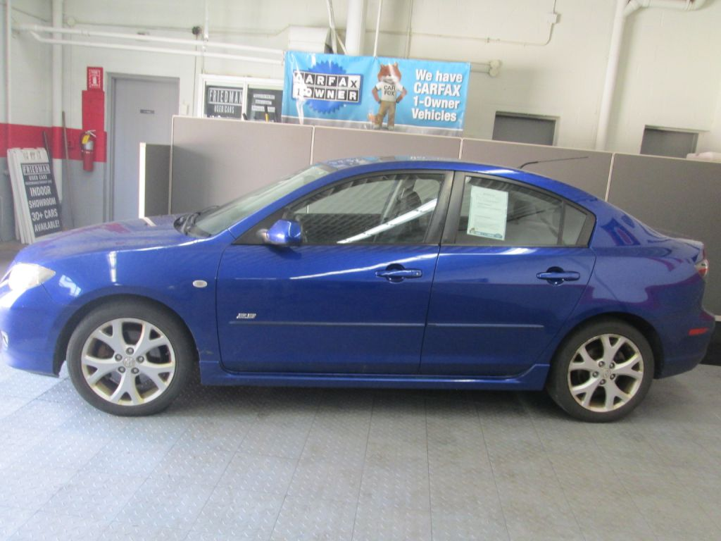 2007 MAZDA 3 S for sale at Friedman Used Cars