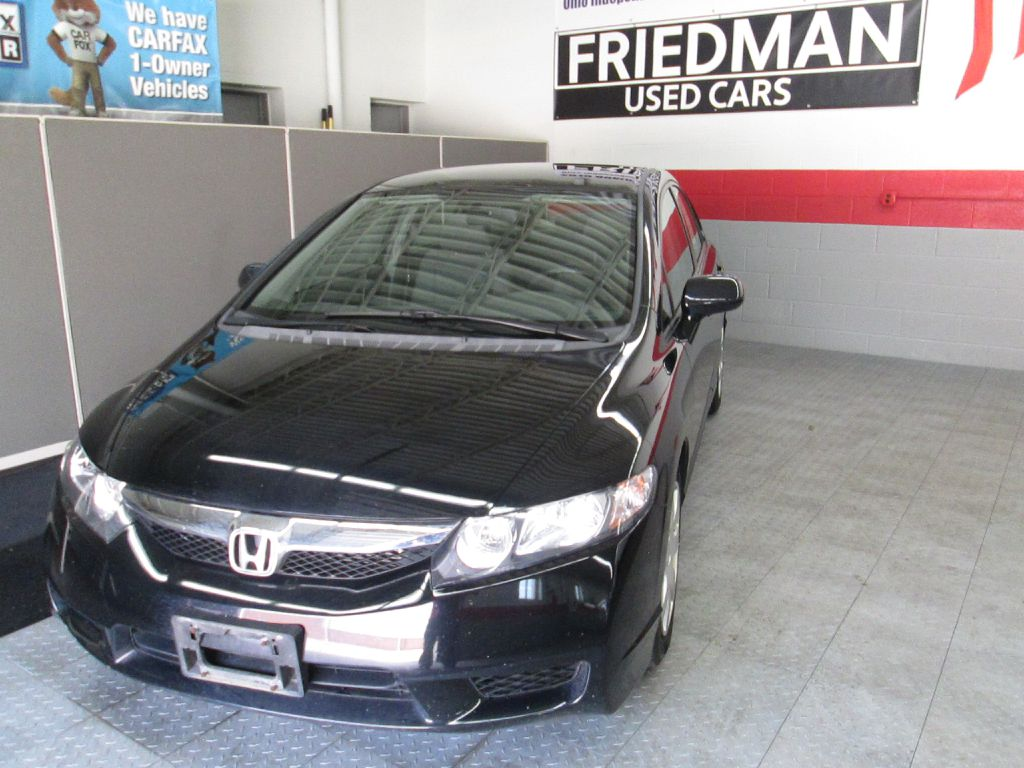 2009 HONDA CIVIC LX for sale at Friedman Used Cars