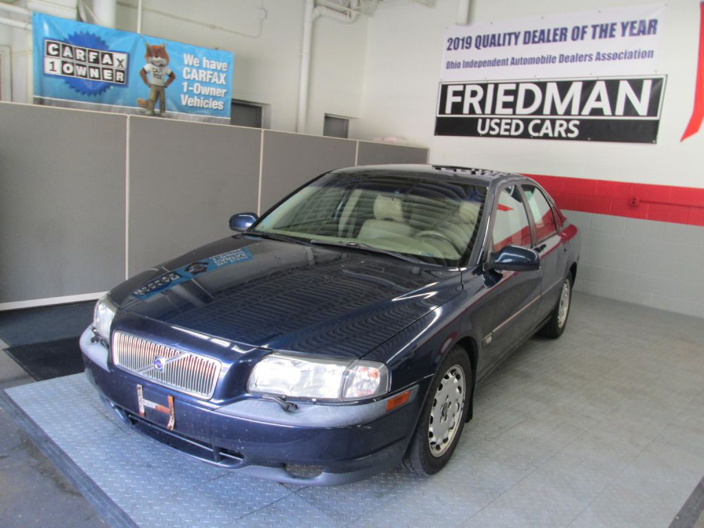 2000 VOLVO S80  for sale at Friedman Used Cars