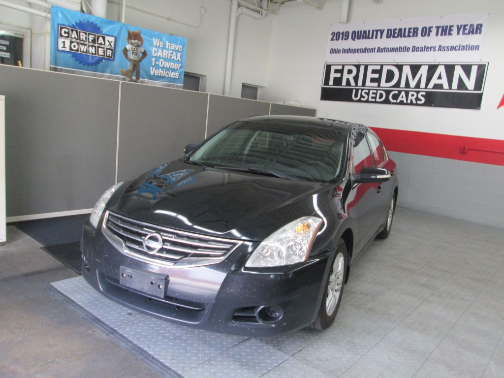 2011 NISSAN ALTIMA BASE for sale at Friedman Used Cars