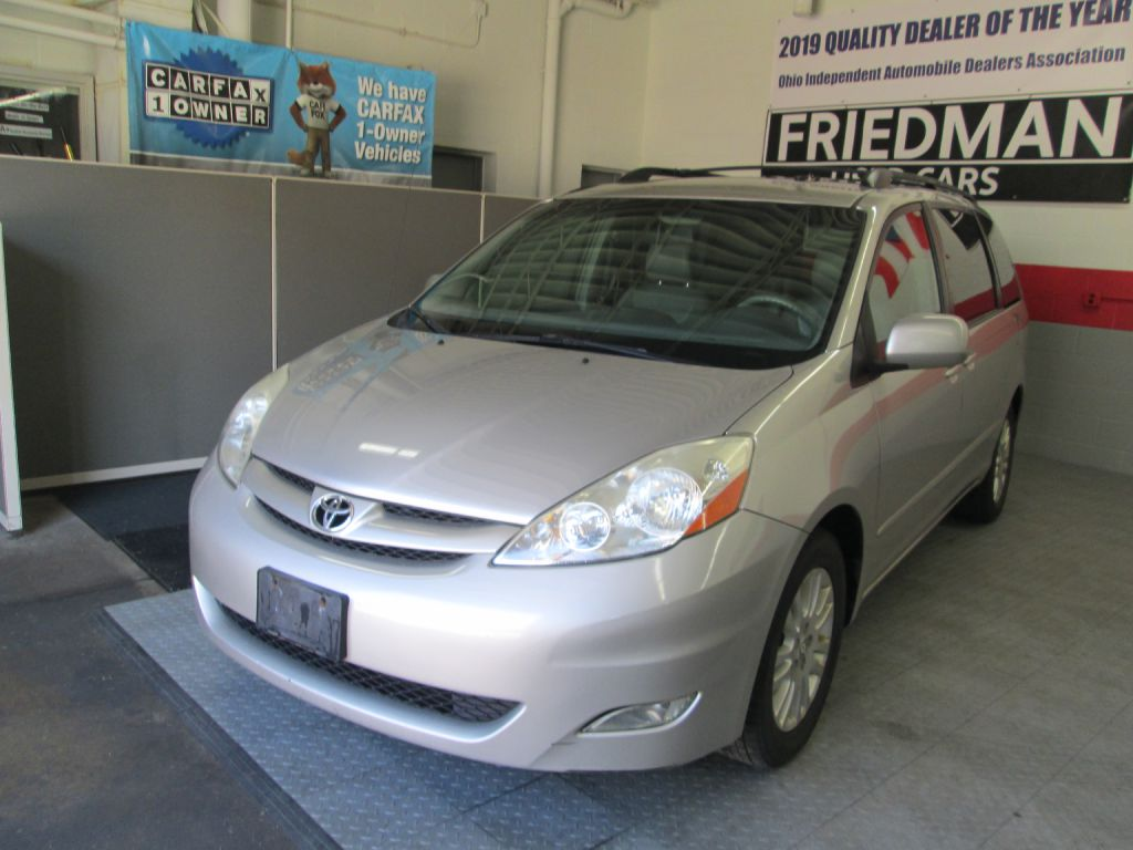 2010 TOYOTA SIENNA XLE for sale at Friedman Used Cars