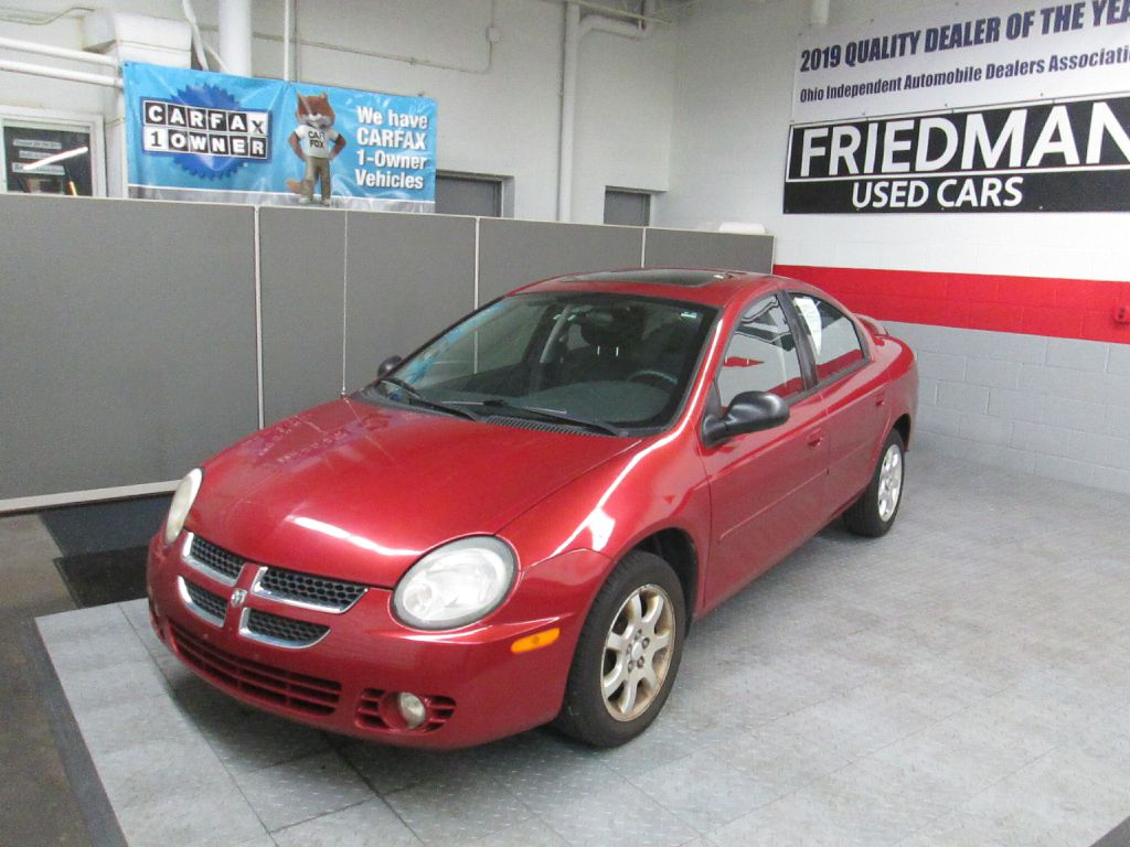 2003 DODGE NEON SXT for sale at Friedman Used Cars