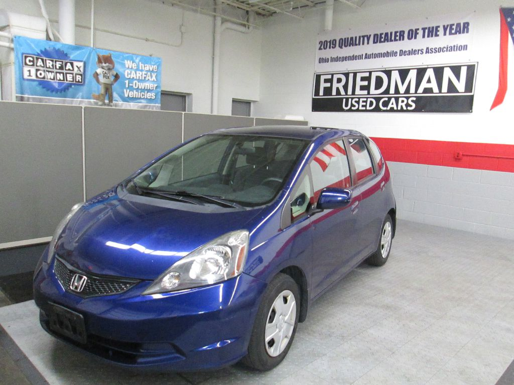 2013 HONDA FIT  for sale at Friedman Used Cars