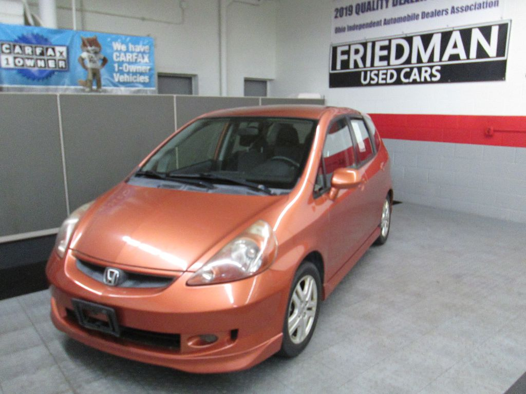 2008 HONDA FIT SPORT for sale at Friedman Used Cars