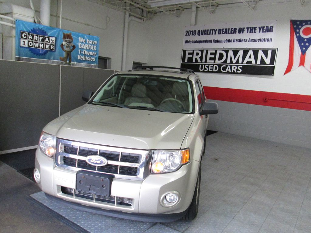 2010 FORD ESCAPE XLT for sale at Friedman Used Cars