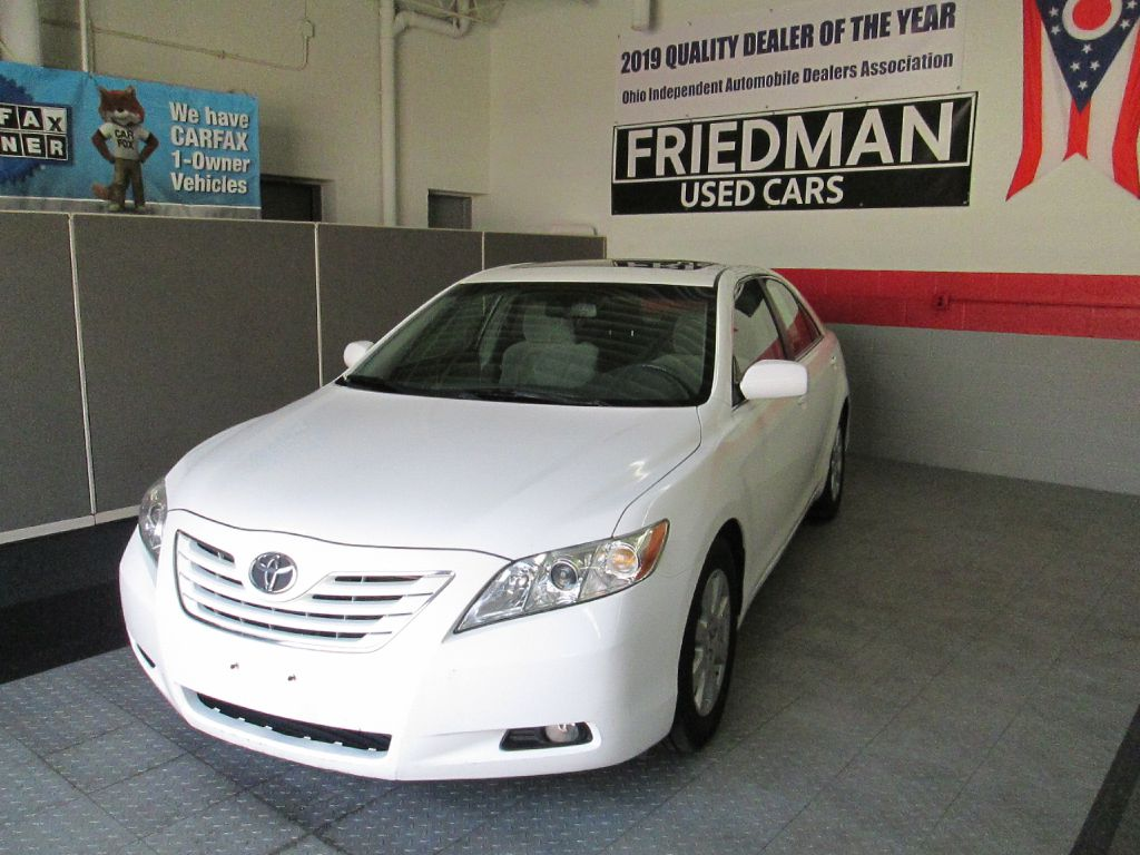 2008 TOYOTA CAMRY CE for sale at Friedman Used Cars