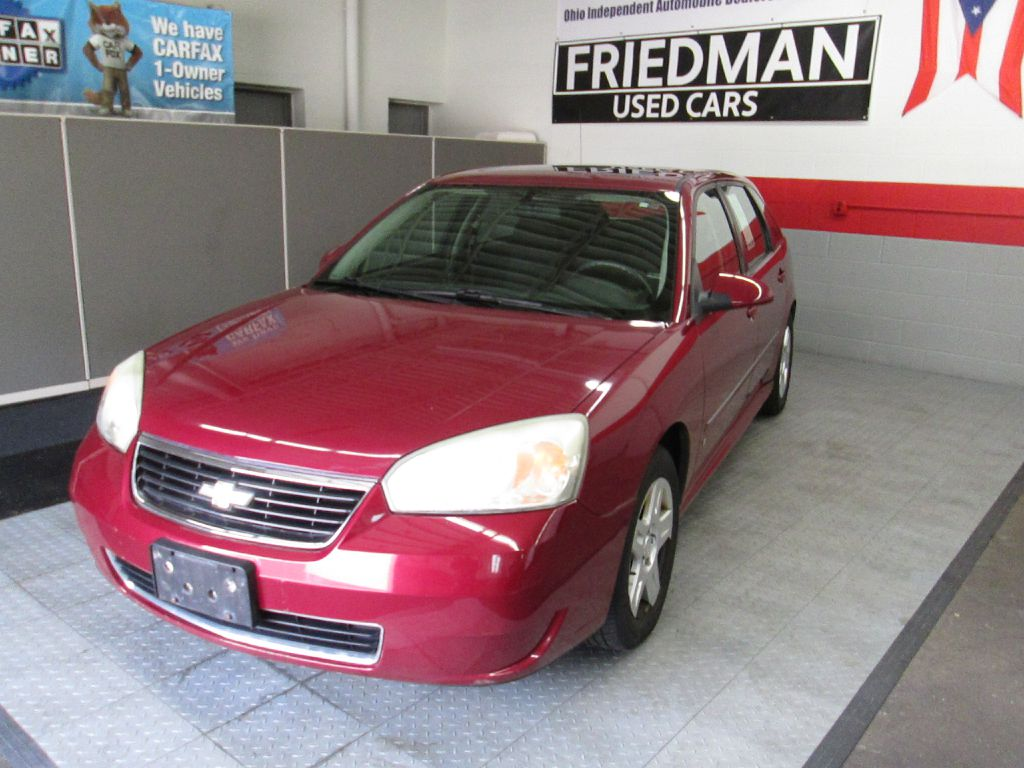 2006 CHEVROLET MALIBU MAXX LT for sale at Friedman Used Cars