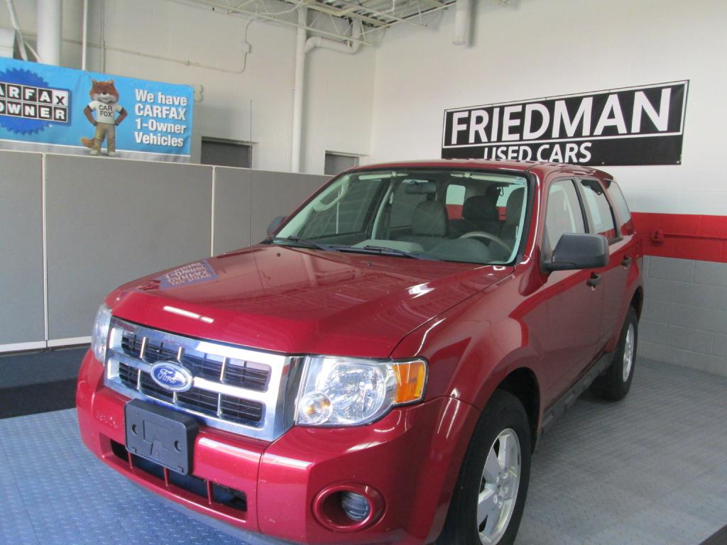 2010 FORD ESCAPE XLS for sale at Friedman Used Cars
