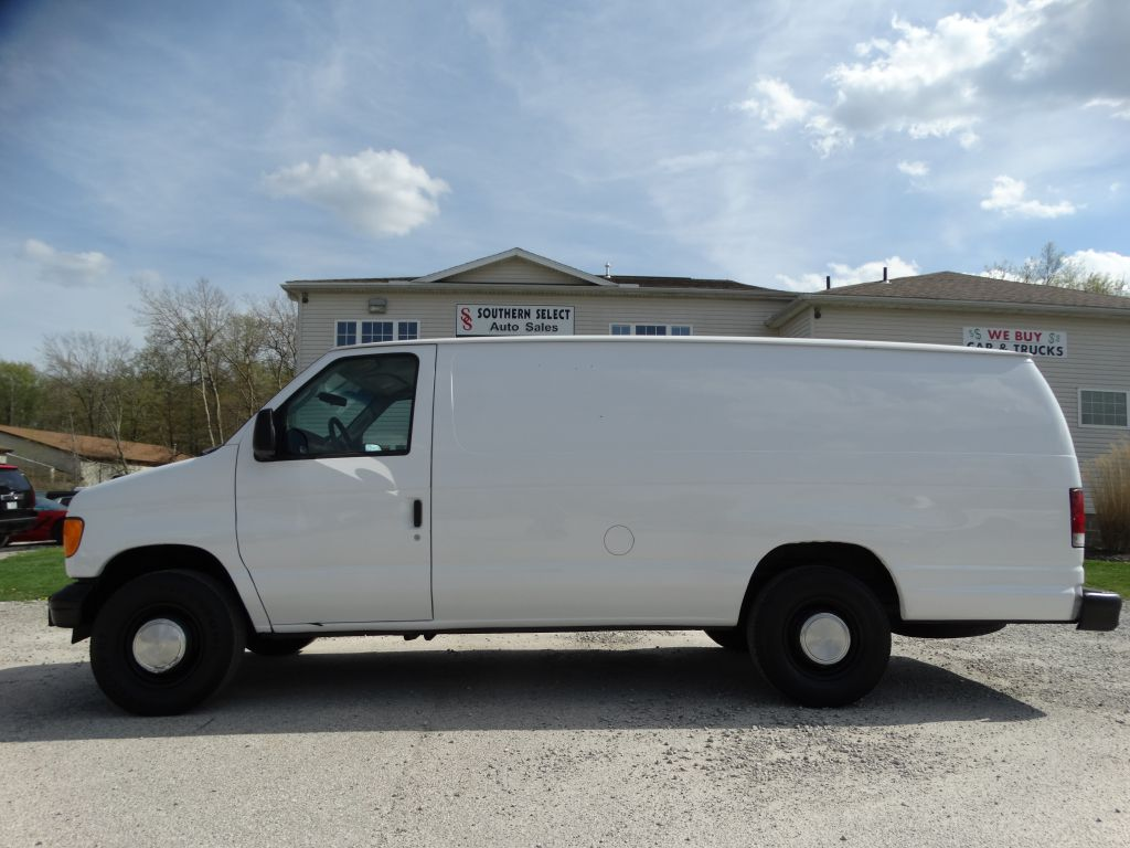 2005 FORD ECONOLINE E350 SUPER DUTY VAN